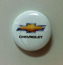 "Chevrolet ""Bowtie"" Logo Button/pin badge 32mm [6534]"