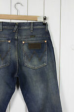 NEUF Wrangler bleu pattes d'éléphants 13mwz Jeans lisière jeans 12 1/57ml