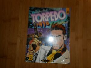 torpedo 1936 book 2 graphic novel