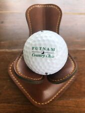Logo Golf Ball Putnam Country Club New York