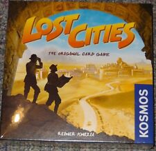 Lost Cities The Original Card Game Thames & Kosmos By Reiner Knizia