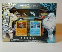 🔥 Pokemon Champion's Path Special Pin Collection CIRCHESTER TCG NEW SEALED 🔥