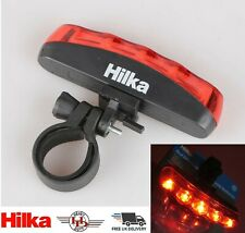 LED BIKE LIGHTS Red Rear Light Tail, Waterproof, Road, MTB, Cycles Multi Mode HD