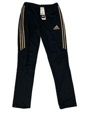 Adidas Tiro 17 Youth Xl Black Training Pants With Rose Gold Stripe X-Large New
