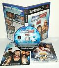 SMACKDOWN VS RAW 2008 - Ps2 Playstation Play Station 2 Gioco Game A