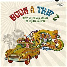 BOOK A TRIP 2  CD NEU ROBBI CURTICE/JAMES FLEMMING/ELLI JANOV/THE KNACK