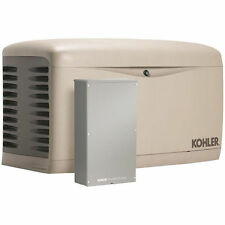 Kohler 14kW Composite Standby Generator System (200A Service Disconnect Switc...