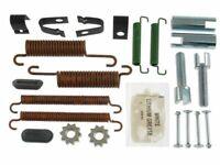 Rear Parking Brake Hardware Kit For 1999-2004 Ford F250 Super Duty 2002 G546CQ
