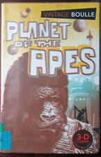 Planet Of The Apes - Pierre Boulle - Pb 2011 Vintage. 3D cover.