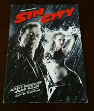 Sin City Widescreen Edition with slip case Frank Miller DVD