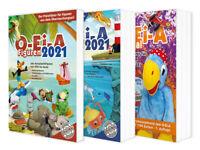 Katalog: O-EI-A 3er Bundle 2021 - O-Ei-A Figuren + O-Ei-A Spielzeug + Spezial