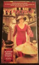 Indochine (VHS, 1994 French W/ English Sub)