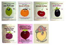 FUNNY FACE SET 2 ORIGINAL FLAVORS PHOTO-FRIDGE MAGNETS