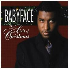 BABYFACE - The Spirit of Christmas by Babyface NEW CD FREE Shipping
