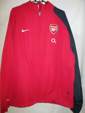 "Arsenal Training Leisure Bench Football Jacket Size Large 42""-44"" 15940"