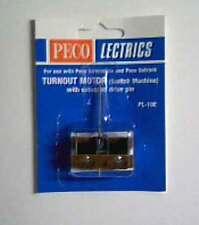 Peco Lectrics PL-10E Eléctricos Giro or Punto Motor para debajo Zócalo New