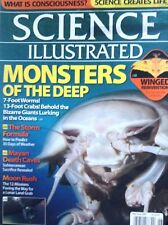 Science Illustrated Magazine Monsters Of The Deep May/June 2009 092017nonrh