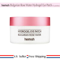 Heimish Bulgarian Rose Hydrogel Eye Patch 60patches + Free Sample [ US ]