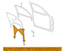 GM OEM Front Door-Window Regulator 15871124
