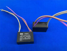 CBB61 1UF+2UF 300 V AC Small Generator Capacitor 50/60Hz