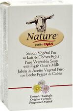 Original Goats Milk Bar Soap, Canus, 5 oz bar