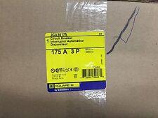 New Square-D Jga Jga36175 - 3Pole, 175Amps, 480/600Volts, I-Line Free Shipping