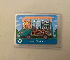 Maggie #23 *Authentic* Animal Crossing Amiibo Card | NEW | JPN Version |