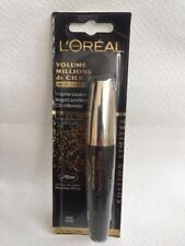 Mascara Volume Millions Cils de L'oréal Noir Doré sous blister