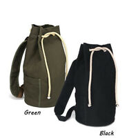 Outdoor Sport Pack Gym Duffle Bag Drawstring Backpack for Travel School  20~JKU