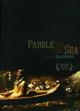 Criterion Collection Paddle to The Sea DVD Region 1 715515029025