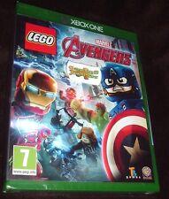 LEGO Marvel Avengers XBOX ONE XB1 NEW SEALED