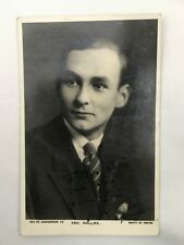More details for eric philips 1930 signed photograph - old vic shakespeare co .