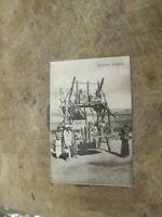 Early Dutch postcard -- Balancoir Indigene - Cairo Egypt