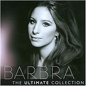 BARBRA / BARBARA STREISAND - THE ULTIMATE - BEST OF - GREATEST HITS CD NEW