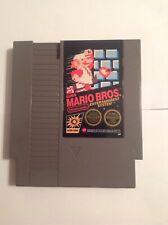 Nintendo Nes Game Mario Bros Mattel