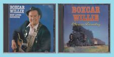 BOXCAR WILLIE Best Loved Favorites 1989 Ranwood/Heartland & Country 1993 Masters