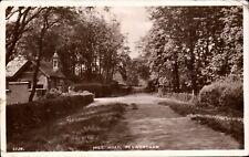 Penwortham near Preston. Hill Road # 3229 by A.J.Evans.
