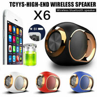 HIGH-END WIRELESS SPEAKER - 108 DB Bluetooth 5.0 Super Bass Stereo Radio HIFI FM