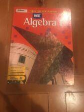 Holt Algebra 1 Texas Teacher's Edition (ISBN 0030416590)