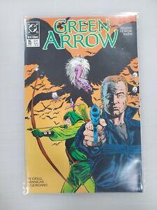 Green Arrow #15 DC Comics
