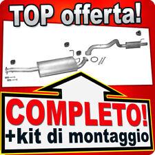 Scarico Completo TOYOTA LAND CRUISER (J9) 3.0 TD 3-porte Marmitta K39