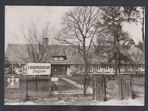 """839 /AK Jagow b. Strasburg/Prenzlau """"Landambulatorium"""" 1974"""