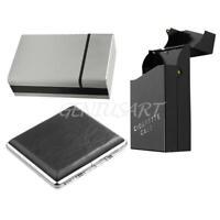 Business Travel Facility Cigarette Cigarillo Card Case Holder Box Pocket YRI