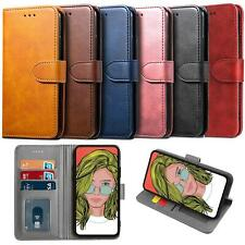 For Huawei P Smart Z Case Leather Wallet Protection Heavy-Duty Book Cover Stand