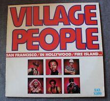 Village People, San francisco,  LP - 33 tours