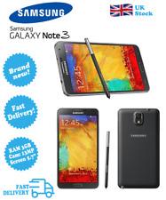 NUOVO Samsung Galaxy Note 3 SM-N9005 32GB Sbloccato 4G fotocamera 13MP Smartphone Nero