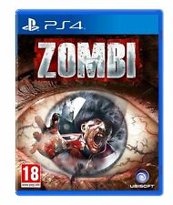 Zombi for Sony Playstation 4 (PS4) - Brand New & Sealed Game - Fast & Free P&P