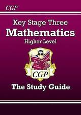 KS3 Maths Study Guide - Higher by Richard Parsons (Paperback, 1998)