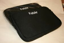 """2 PACK  Durable Fitted 8.5"""" x 5"""" Neoprene Cases - IDEAL FOR TABLETS! ("""