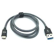 1m 3.0 5A Premium USB TYP C Kabel Ladekabel für Samsung S9 S10 Huawei P9 Xiaomi